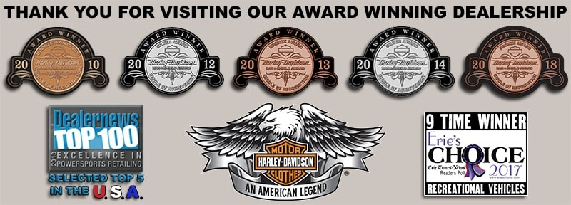 Image of H-D of Erie Awards
